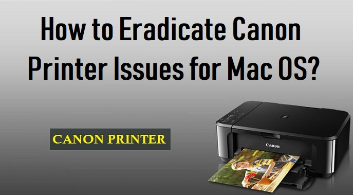 canon printer problems with mac