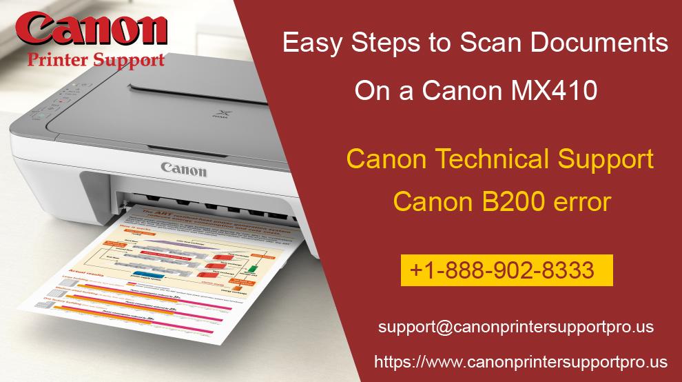 CANON MX410 SCAN DRIVER PC