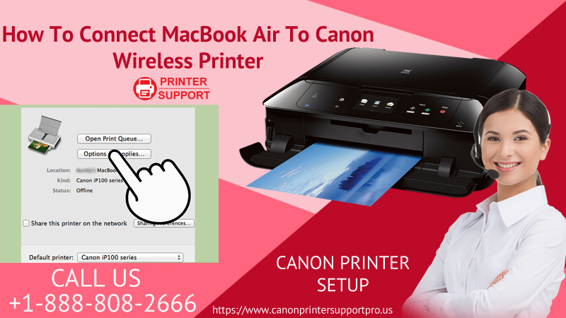 how to connect printer to macbook pro